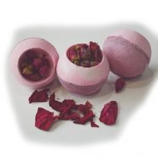 Бомба для ванны Розовая чаша