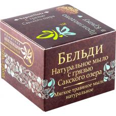 Бельди травяное мыло Грязь Сакского Озера 120 г