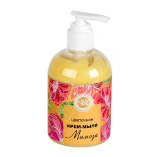 Крем-мыло Цветочное Мимоза, 260 г