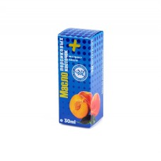 Масло персиковых косточек + экстракт хмеля, 30 мл