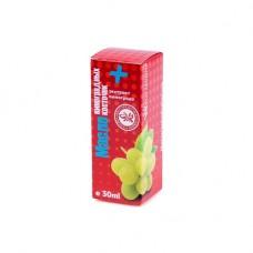 Масло виноградных косточек + экстракт винограда, 30 мл