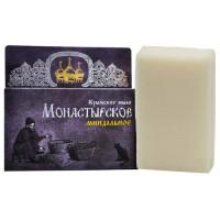Мыло Монастырское Миндальное, 80 г
