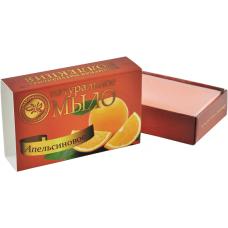 Мыло натуральное твердое Апельсиновое, 75 г
