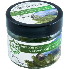 Пена для ванн с морской солью с ароматом крымских трав Царская бухта, 500 г