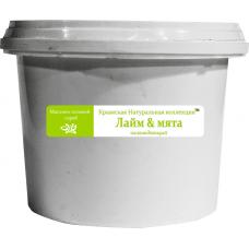 Скраб масляно-солевой Охлаждающий, Мята-Лайм, 700г