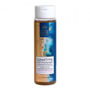 Увлажняющий шампунь для нормальных и сухих волос
