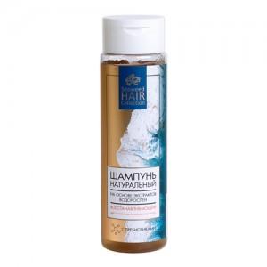 Восстанавливающий шампунь для ослабленных и окрашенных волос