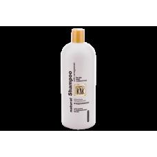 Шампунь натуральный с каррагинаном для сухих и окрашенных волос, 1000 мл