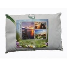 Можжевеловая подушка с Крымскими травами и эфирным маслом, 25х35 см