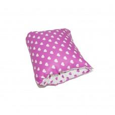 Подушка для кормления на руку (бязь, лебяжий пух)