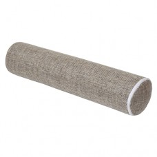 Валик для йоги с лузгой гречихи, 40х10 см,