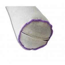 Валик Притяжение с лавандой и магнитами, плотный, 40*10 см